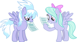 Cloudchaser and Flitter