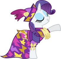 Rarity is totally fabulous by Ambassad0r
