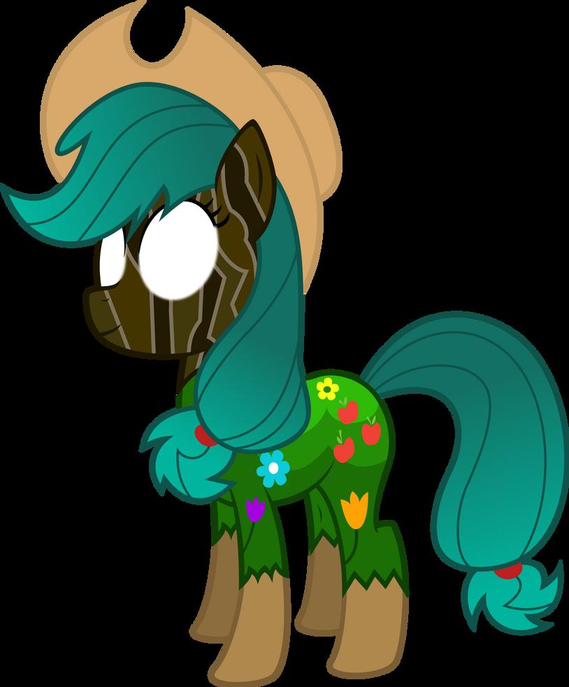 Magic is Powerful: Truly Earth Pony by Ambassad0r