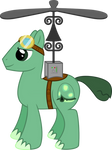 Tank Ponified