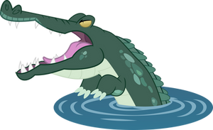 Alligator by Ambassad0r