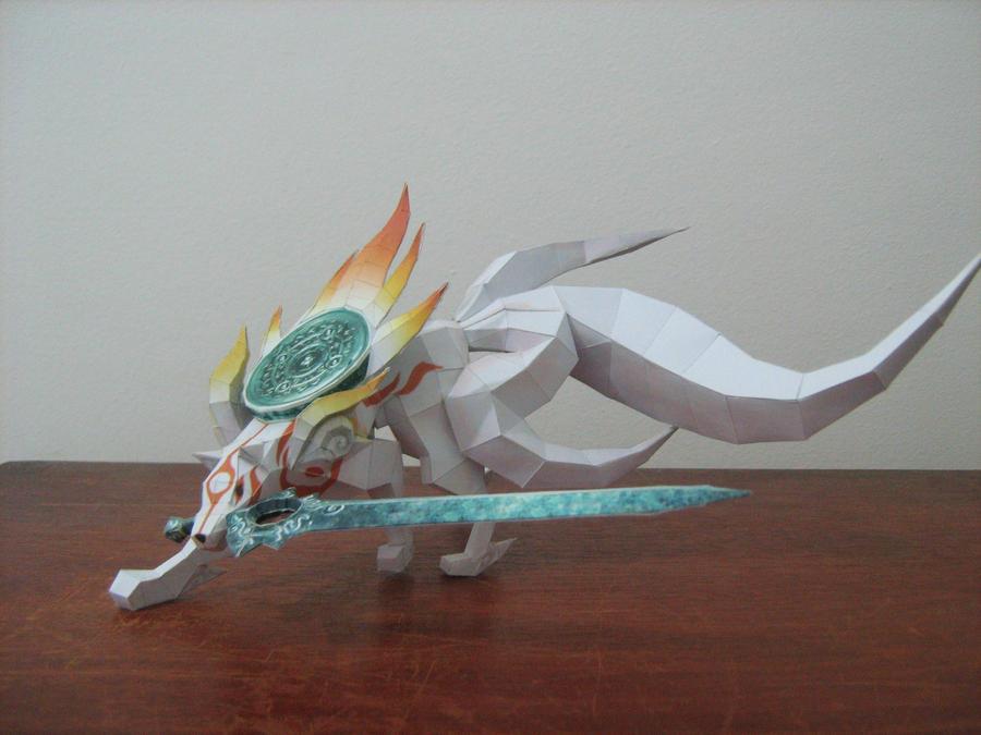 Amaterasu - Okami by rafael2912