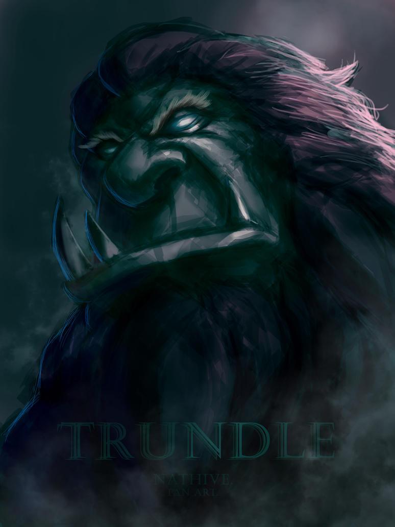 Trundle fan art by Artezo