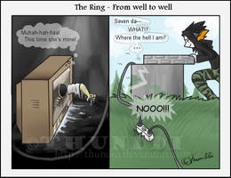 The Ring - from well to well by Thunddi