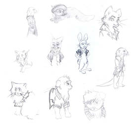 KHUX- Union Leaders Animal Dump by InspiredGenius