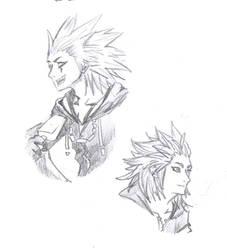 Axel Sketches