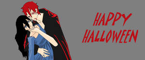 Happy Halloween by SingleTearInTheRain