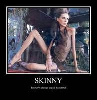Skinny by SingleTearInTheRain