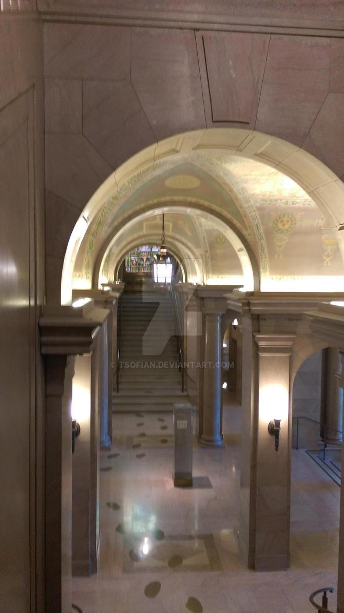 St Louis Public Library by TSofian