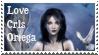 Cris Ortega Stamp by MoRbiD-ViXeN