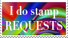I do stamp requests by MoRbiD-ViXeN