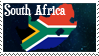 Hello South Africa Stamp by MoRbiD-ViXeN