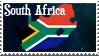 Hello South Africa Stamp by MoRbiD-ViXeN