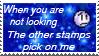 Stamps Pick on Me by MoRbiD-ViXeN