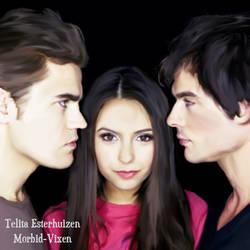 The Vampire Diaries by MoRbiD-ViXeN