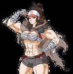Heroine of Ideals Hilda / Touko