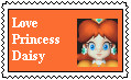 Love Princess Daisy - Stamp by Mami99