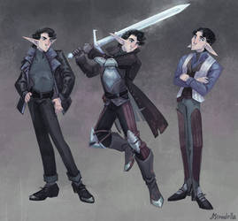 Lancelot outfit