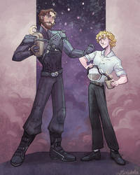 [Commission] Samuel and Thomas