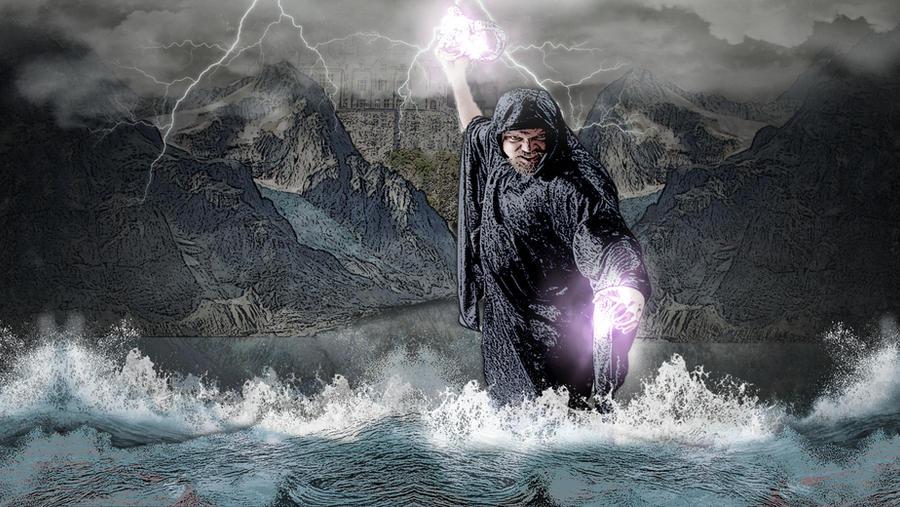 Wrath Of The Storm - Dark Wizard