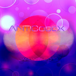 new cover Deviant ID 2019.01 by AntiCodex