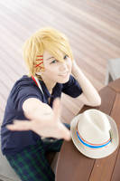 Kurusu Shou :: I Wanna Be Like Ryuuya-Sensei by x3Kiko