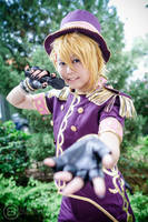 Kurusu Shou :: THE DEBUT at Cosfest XI Day 1 by x3Kiko