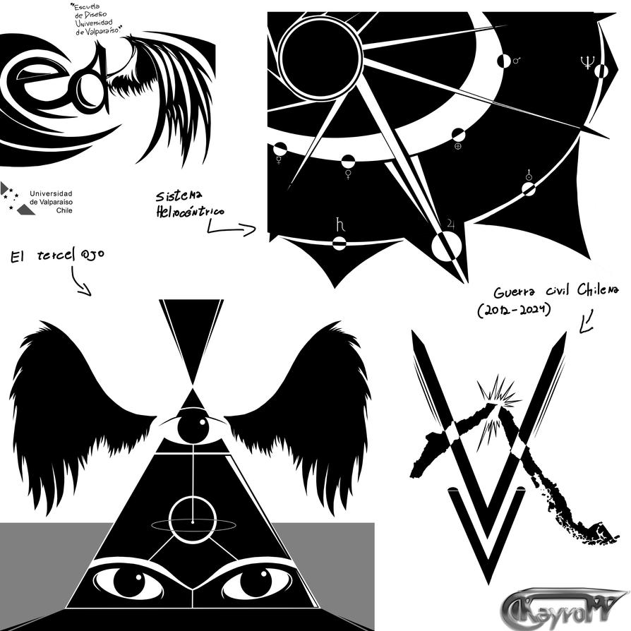 Logos y Simbolos by Kayrom