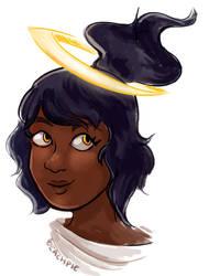 Angelic by Beachpie