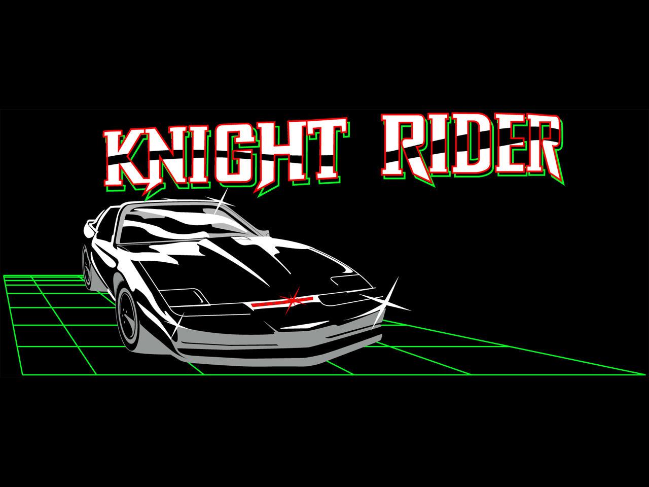 Knight Rider's KITT by estesgraphics