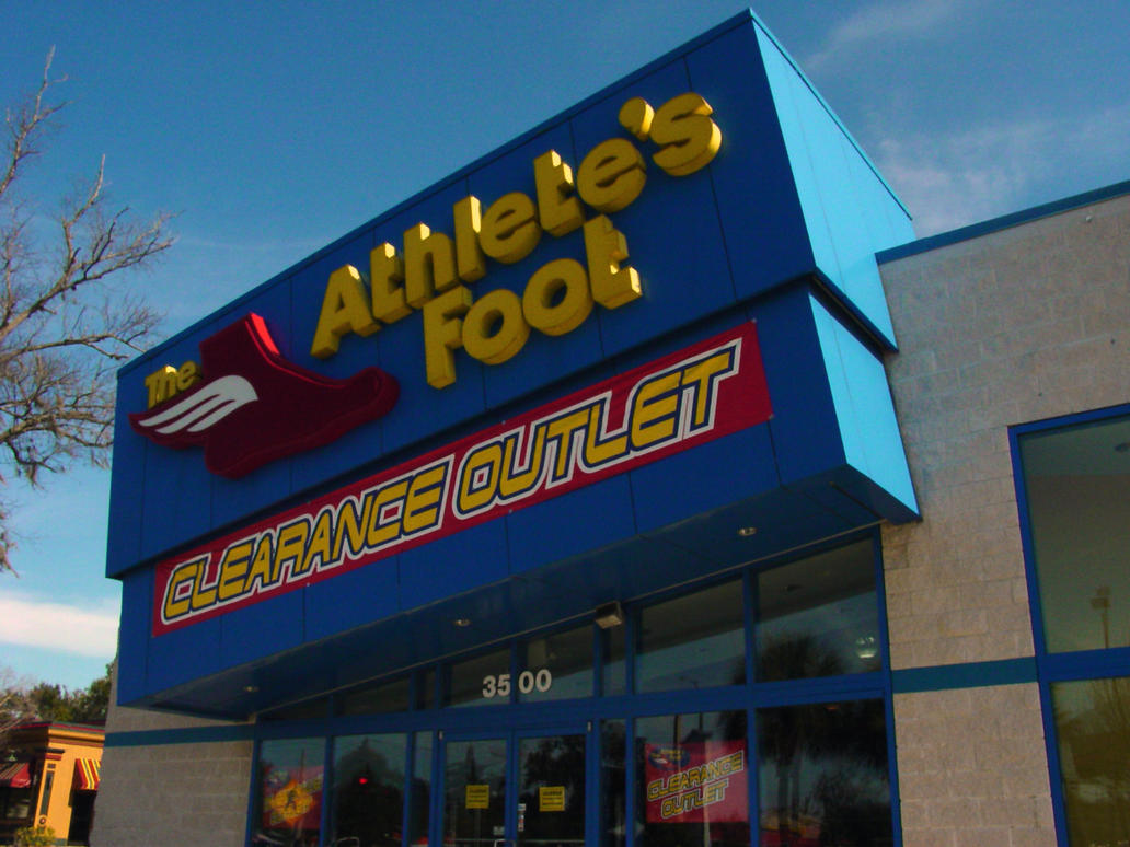 Athletes Foot Store 9