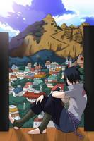 I'm home again by sasuke-007