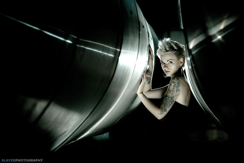 Industrial Girl 12 By Slayerphoto On DeviantArt