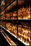 Whisky bottles bis