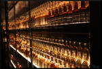 again Whisky bottles
