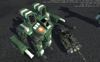 Warhammer IIC Crysis by Karyudo-DS