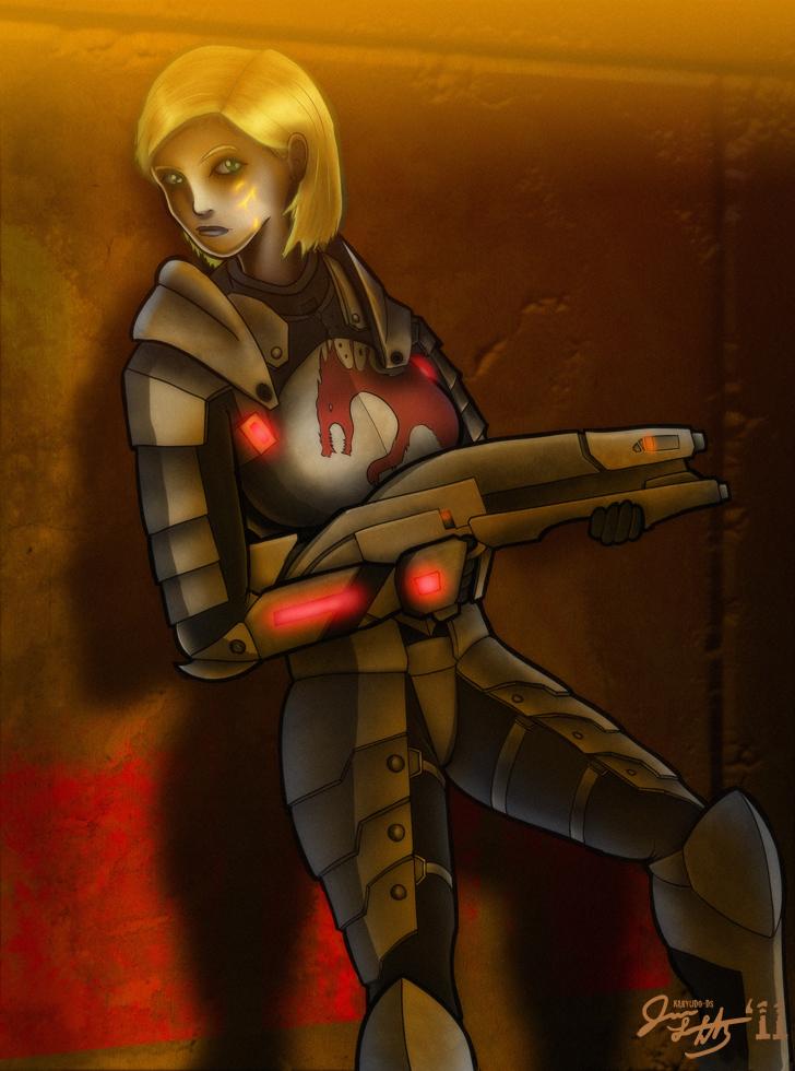 Inhumanity by Karyudo-DS