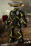 Striker Axman