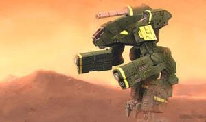 Marauder 5S - Stompy