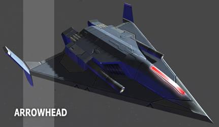 Arrowhead by Karyudo-DS
