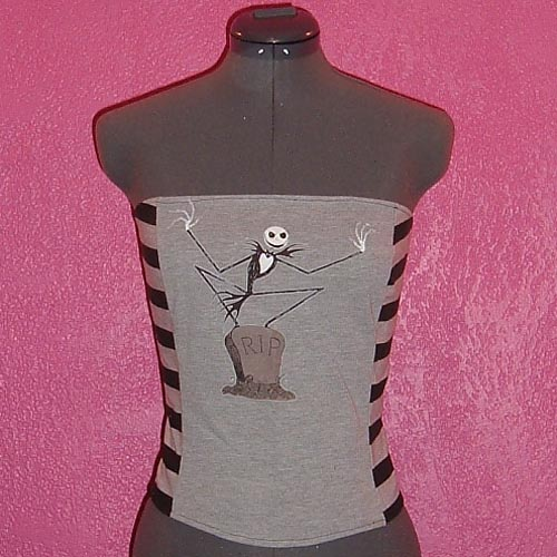 Jack Corset Top by crafterbynite