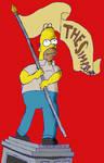 Simpson,Homer - Dragondudemark
