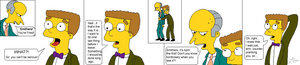 Smithers.. -Lightningrodofhate by simpsons-club