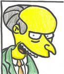 Mr Burns - Lion8jake