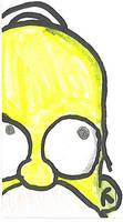 Homer Simpson - Lion8jake