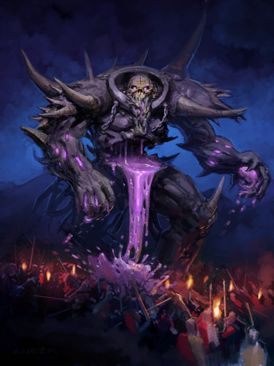 Death Guardian Colossus