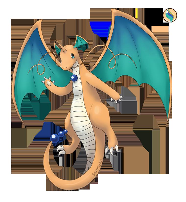 It's a Long Nite- Fake Mega Dragonite by DubiousDerringer on ...