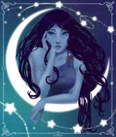 La Luna by Serenyan