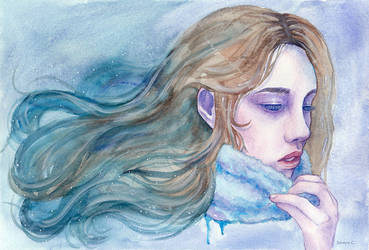 Wind by Serenyan