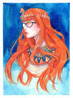 Shadow Futaba by Serenyan